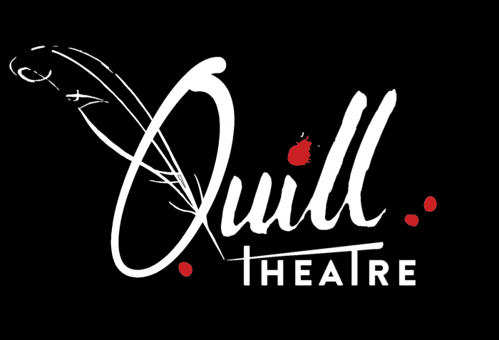 quill theater logo